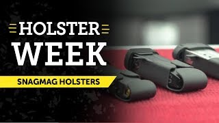 USCCA Holster Week: Snagmag Concealed Magazine Holsters