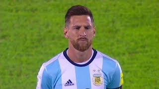 Lionel Messi vs Uruguay (Away) 17-18 HD 720p (01/09/2017) - English Commentary