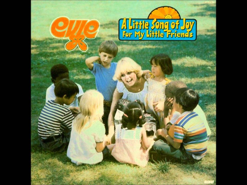 Download Evie - A Little Song For My Little Friends - 1978 (FULL ALBUM)