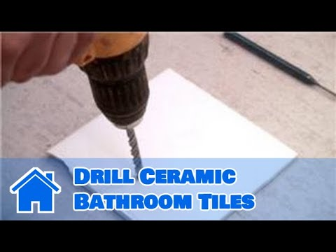 drilling ceramic tiles bathroom tile 101 how to drill ceramic bathroom tiles 18212