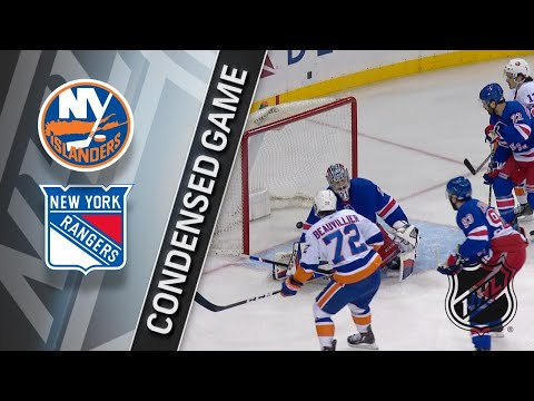 01/13/18 Condensed Game: Islanders at Rangers
