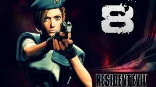 Resident Evil 1 серия 8 - Как я не люблю зомби собак