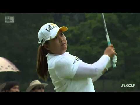 (HD) Inbee Park wins the 2015 HSBC Women's Champions