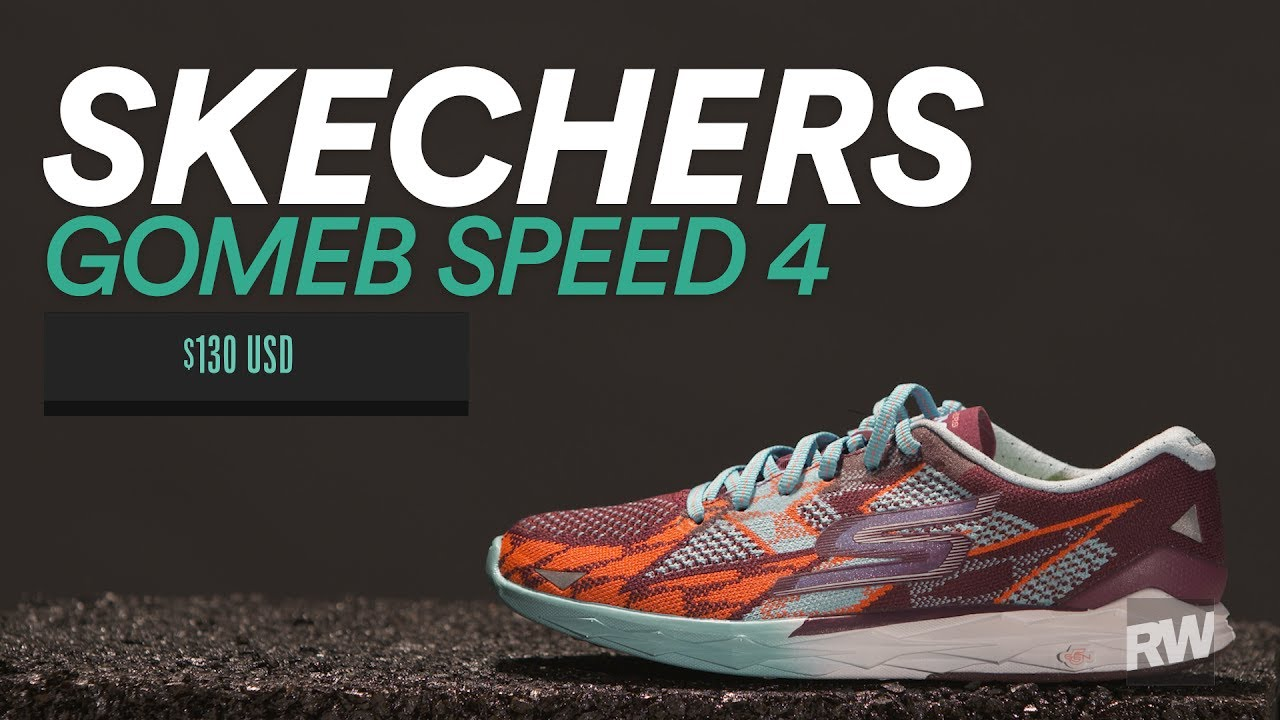Skechers GOmeb Speed 4