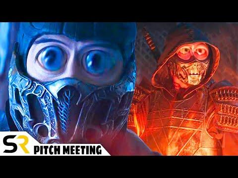 Mortal Kombat (2021) Pitch Meeting