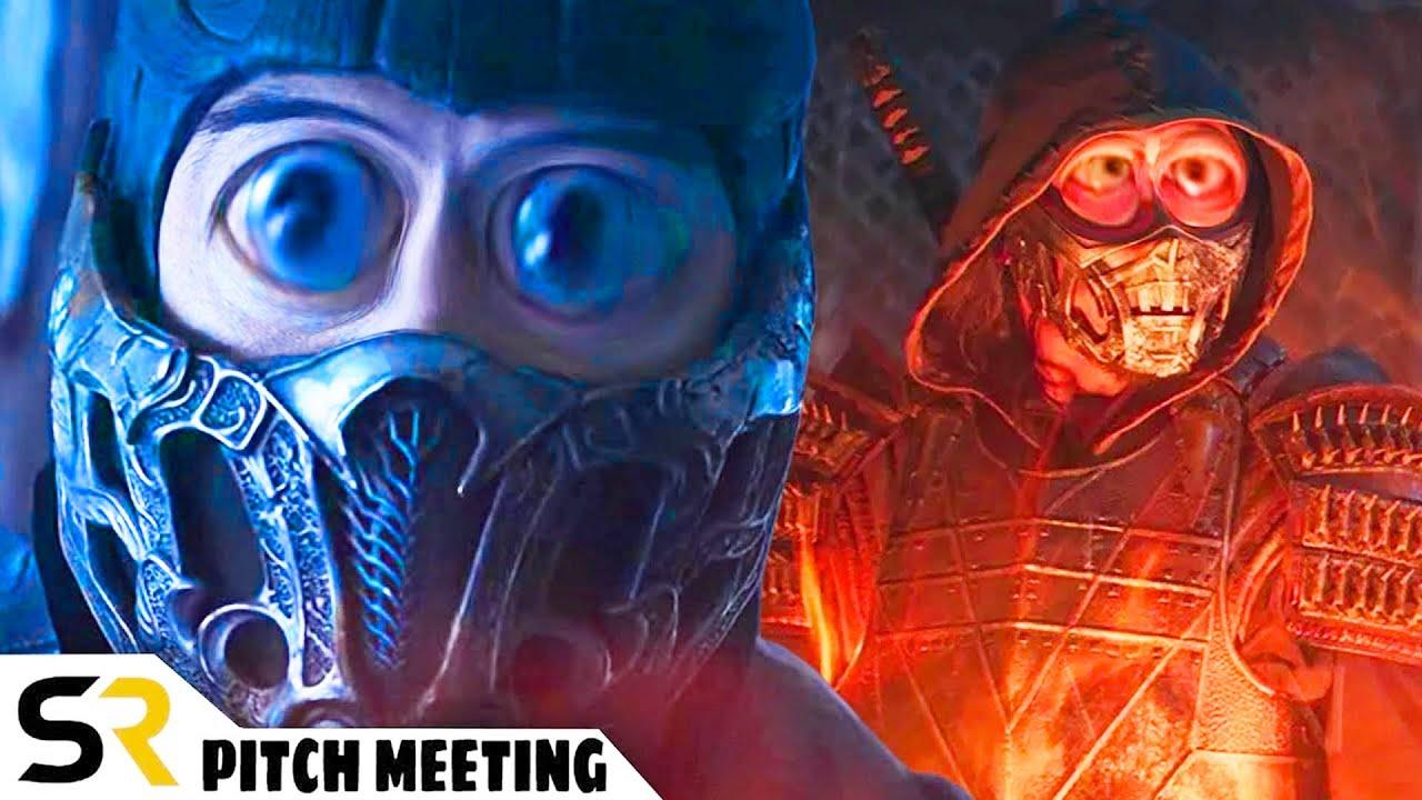 Download Mortal Kombat (2021) Pitch Meeting