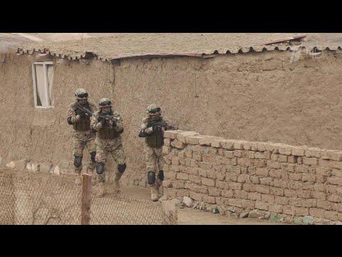 Всю неделю проходили военные учения России и Узбекистана.