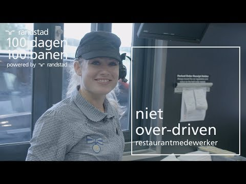 Dag 88: Restaurantmedewerker - Bij McDonald