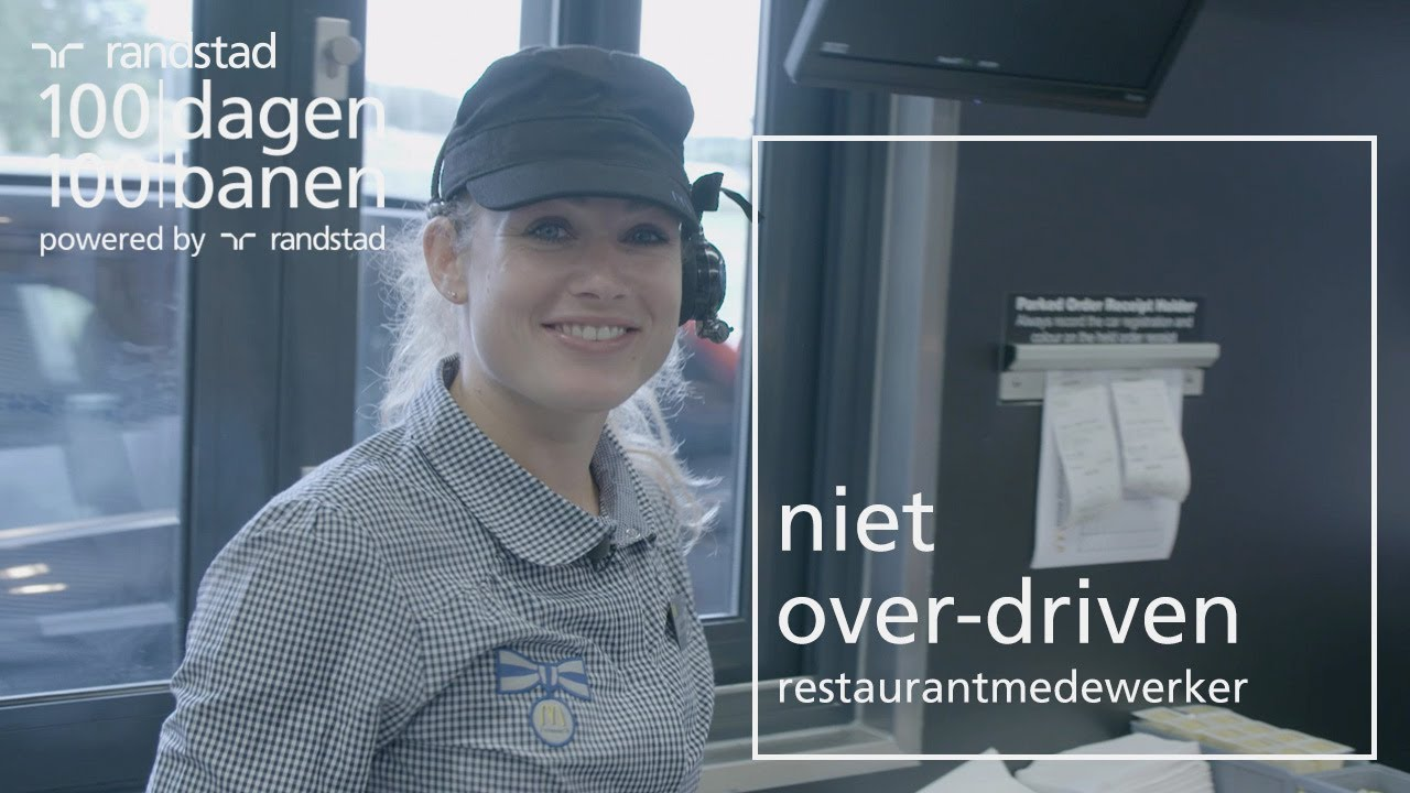 Werken bij een McDonald's restaurant - Dag 88