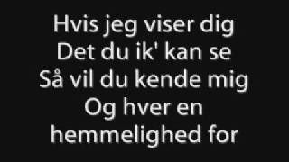 Charlie - Den Jeg Er   (lyrics..)
