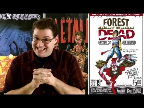 Forest of the Dead - Blood Splattered Cinema (Horror Movie Review)