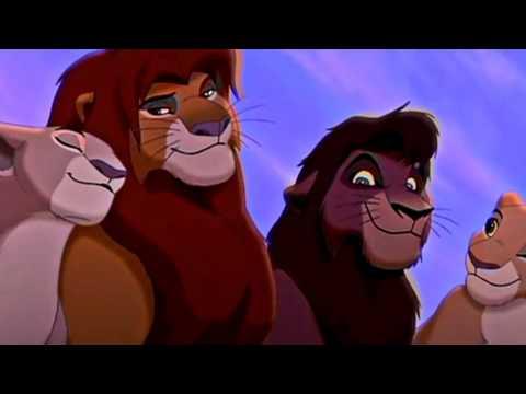 O Rei Leão 2: O Reino de Simba -  Ele Vive em Você (Ending)