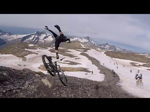 Mountain Of Hell 2021 ( Crash 1:30 ) Hardtail