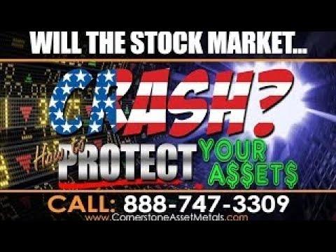 Terry Sacka AAMS Radio Interview on TRUNEWS Radio: Will The Stock Market Crash?