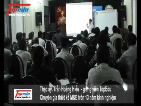 [Thiết kế điện trong hệ thống M&E] [Bóc tách dự toán] tại TopEdu