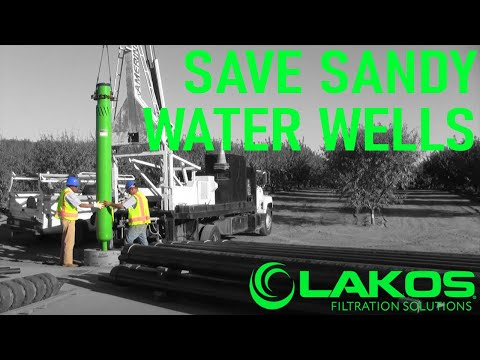 Using Sand Separators to Protect Pumps in Sandy Wells – LAKOS