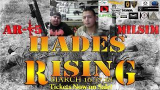 AR-15 Milsim: Operation: Hades Rising