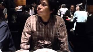 2014 10 24 開演前の表情ボビー・コールドウェル OSAKA thumbnail