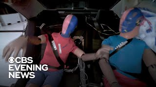 Back seat passengers may be more prone to severe injuries