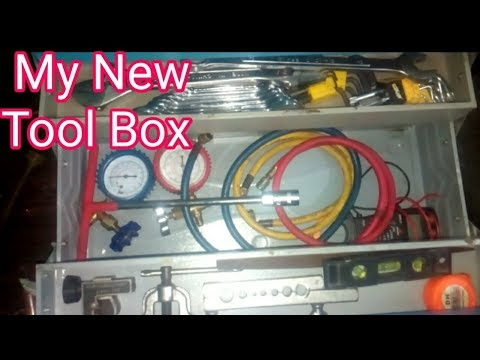 My Tool Box Of Refrigeration And Air Conditioning
