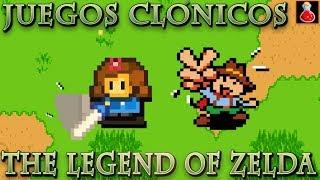 COPIA EN LOS VIDEOJUEGOS - Los juegos clónicos de...THE LEGEND OF ZELDA