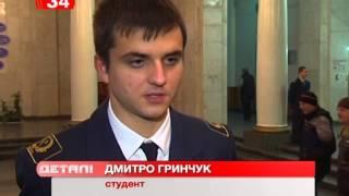 В Днепропетровске Минэнергетики не захотел ездить на солнцемобиле(, 2014-01-20T10:10:40.000Z)