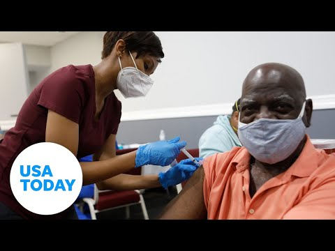 COVID 19: Why are Black Americans lagging in vaccination rates?   USA TODAY