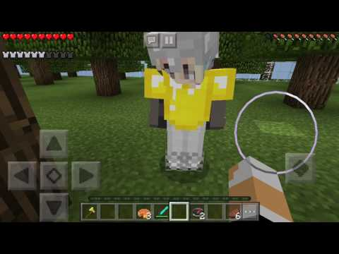 игра Minecraft на телефоне голодные игры 1