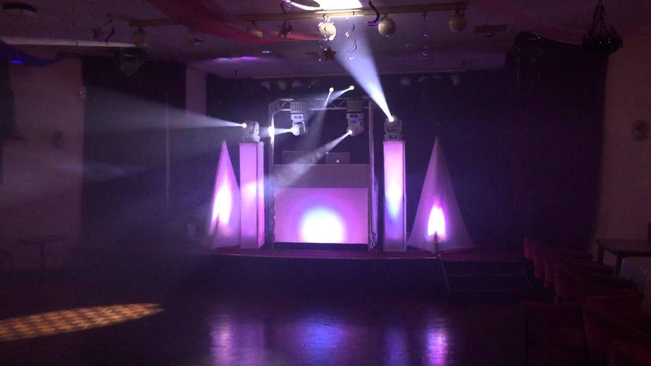 & Mobile DJ Light Show by BaseDj.co.uk - YouTube azcodes.com