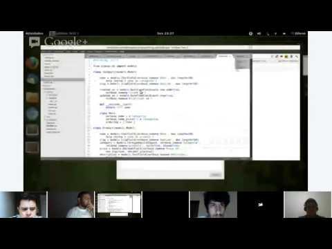 Desenvolvendo uma App em Django