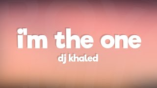 DJ Khaled I m the One ft Justin Bieber Chance the Rapper Lil Wayne