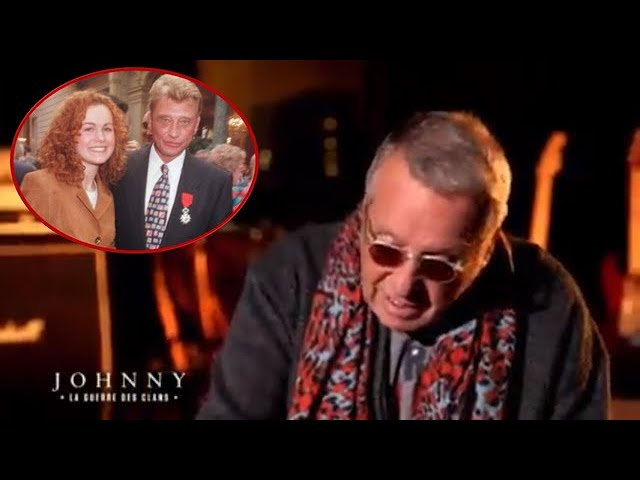 """Selon Yves Renier, Johnny a dit ceci  'Laeticia, t'es une vraie c0nn4ss3' et il s'est barré"""""""