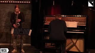 "Kristina Brodersen/Tobias Weindorf Duo - ""Parable"" (Lagwagon), Live at ""NICA streams..."""