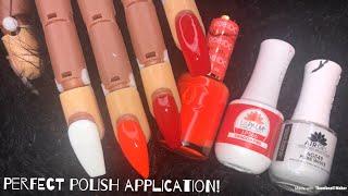 How to Polish Nails | Perfect Polish Application
