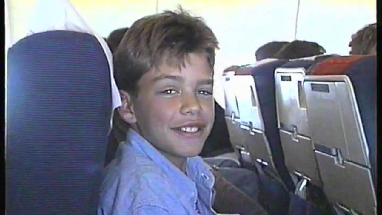 Dc 10 Aeromexico 1993 Fra To Cun Youtube