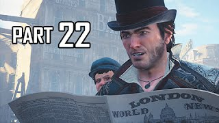 Assassin's Creed Syndicate Walkthrough Part 22 -  A Case of Identity (Let's Play Gameplay)