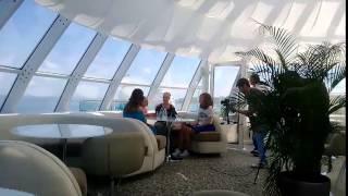 �������� ���� В НЕМО сестры Петрик спели вживую - ресторан Panorama - дельфинарий ������