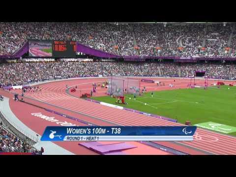 Athletics - 1-Sep-2012 - Morning Part 2 - London 2012 Paralympic Games