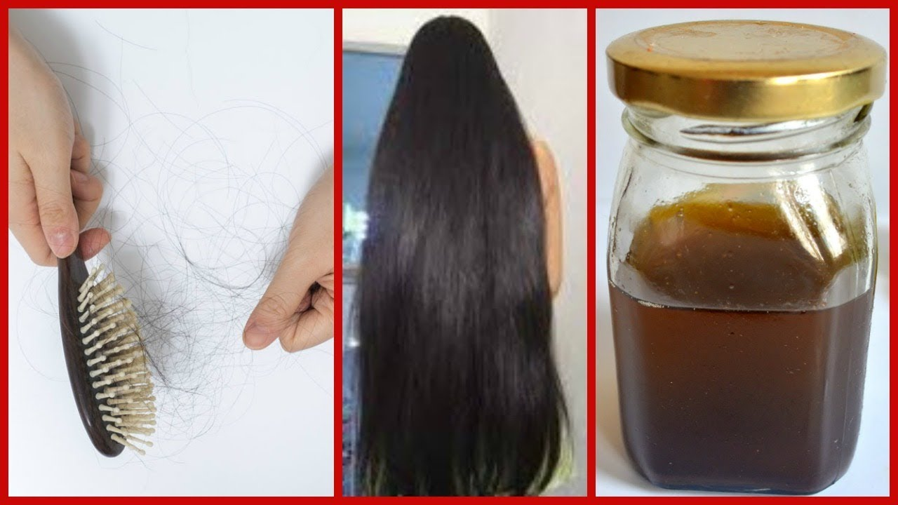 Stop Hair Fall With This Miracle Hair Tonic And Get Long And