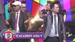 GA NYANGKA!! Dewan Juri Heboh Ikuti Gerakan Dance Heavy Rotation Bersama JKT 48! - DA Asia 4