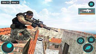 New Sniper 3d Shooting 2020 - Free Sniper Games - Android GamePlay - Sniper Shooting Games Android