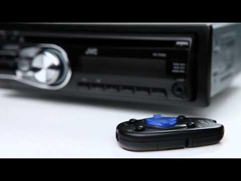 JVC AM/FM CD/MP3/WMA Player with front AUX - Pep Boys