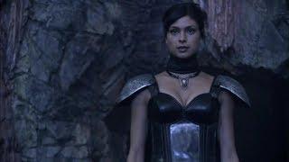 Morena Baccarin Stargate leather