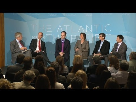 Scanning the Horizon: Accelerating Innovation in Cancer Care --Atlantic Meets the Pacific 2013