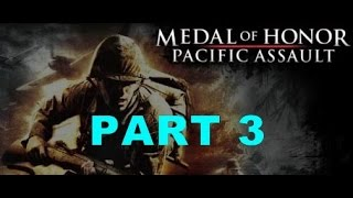Medal of Honor  Pacific Assault Full Playthrough Part 3  Guadalcanal