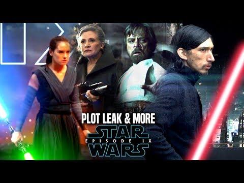 Star Wars Episode 9 Plot Leak! Potential Spoilers Warning