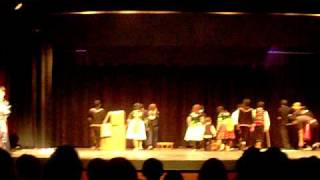 H.S. A3 Community Talent Show 2010 - East Hmong Play