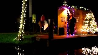 Christmas Lagoon -- Polynesian Cultural Center