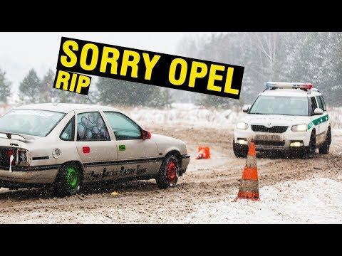 WE ACTUALLY DESTROY THIS 300€ RACE CAR... (EP4) English Subtitles