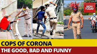 Cops Of Corona:  How Police Force In India Battle Coronavirus? | 5ive Live